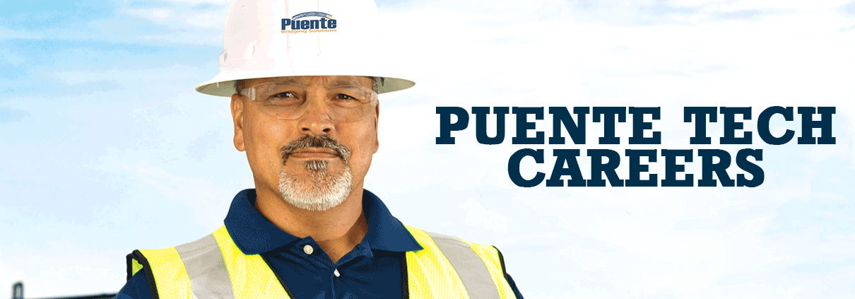 Explore a career and job opportunities with Puente Technology, LLC.